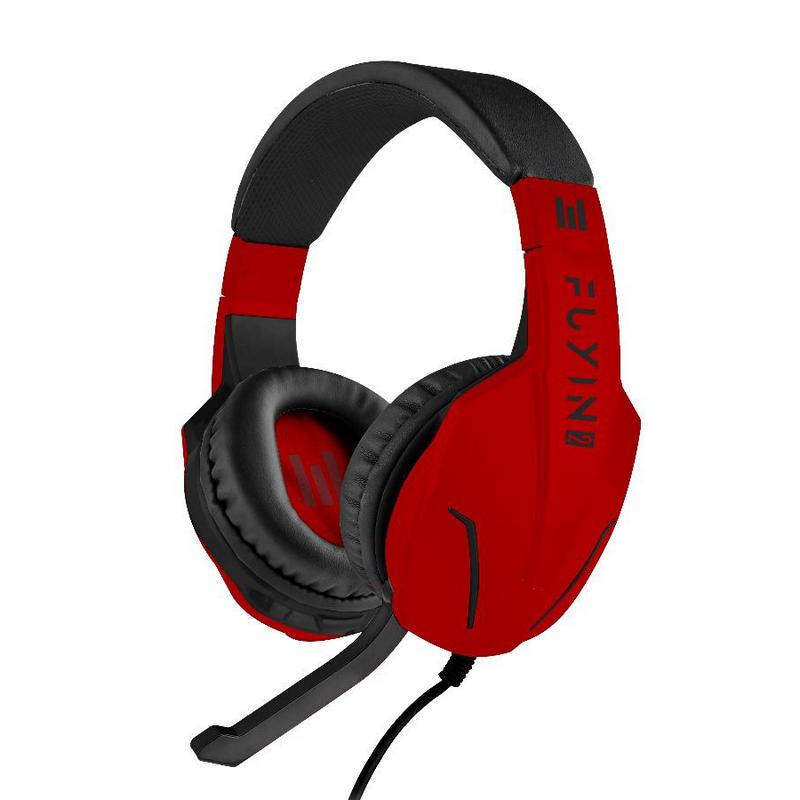 Indeca Fuyin 2 Auriculares Gaming Multiplataforma
