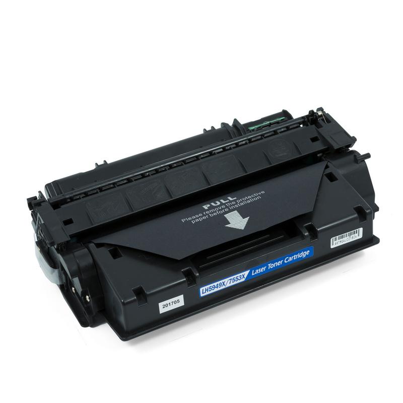 Zipzap Q5949X/Q7553X Tóner Compatible HP Negro