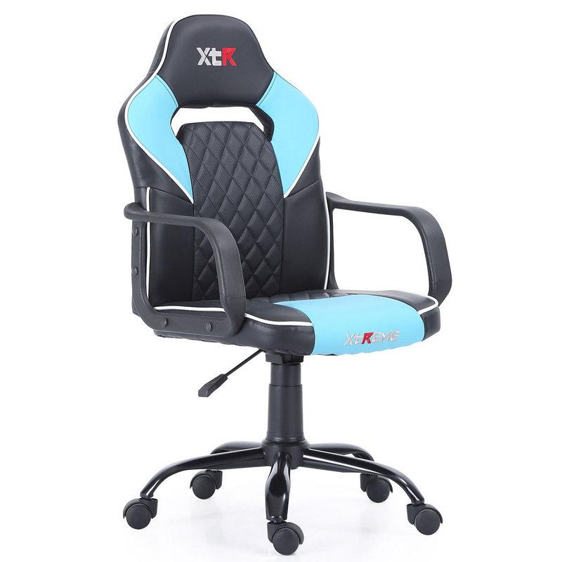 Xtr-gaming XTR X10 Silla Gaming Negra/Azul