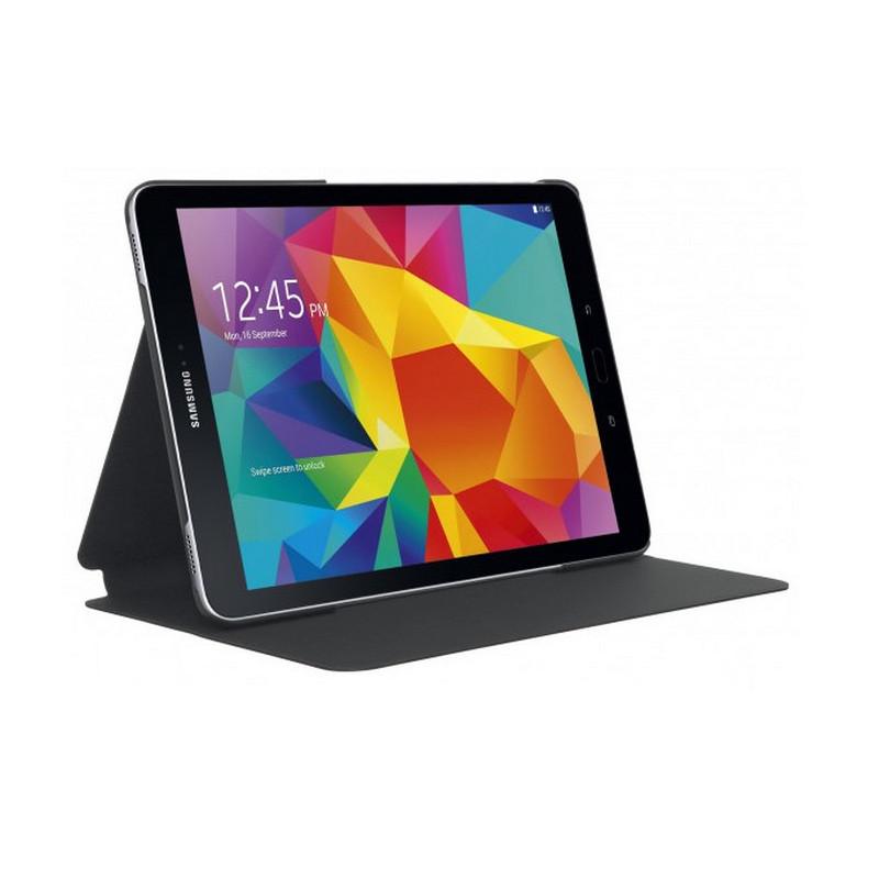 "Mobilis Origine Funda Negra Para Samsung Galaxy Tab S3 9.7"""