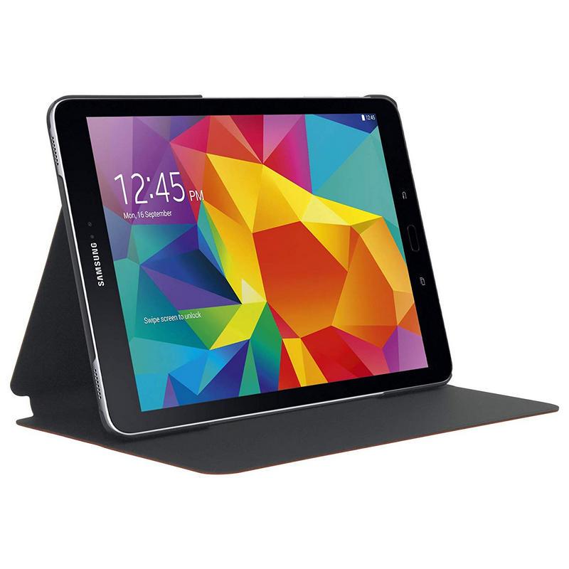 """Mobilis Origine Funda Roja para Samsung Galaxy Tab S3 9.7"""""""