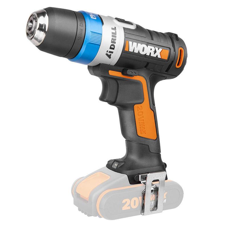 Worx WX178.9 Ai Drill Taladro