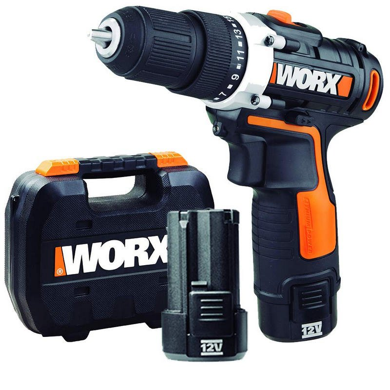 Worx WX128.3 Taladro Atornillador +