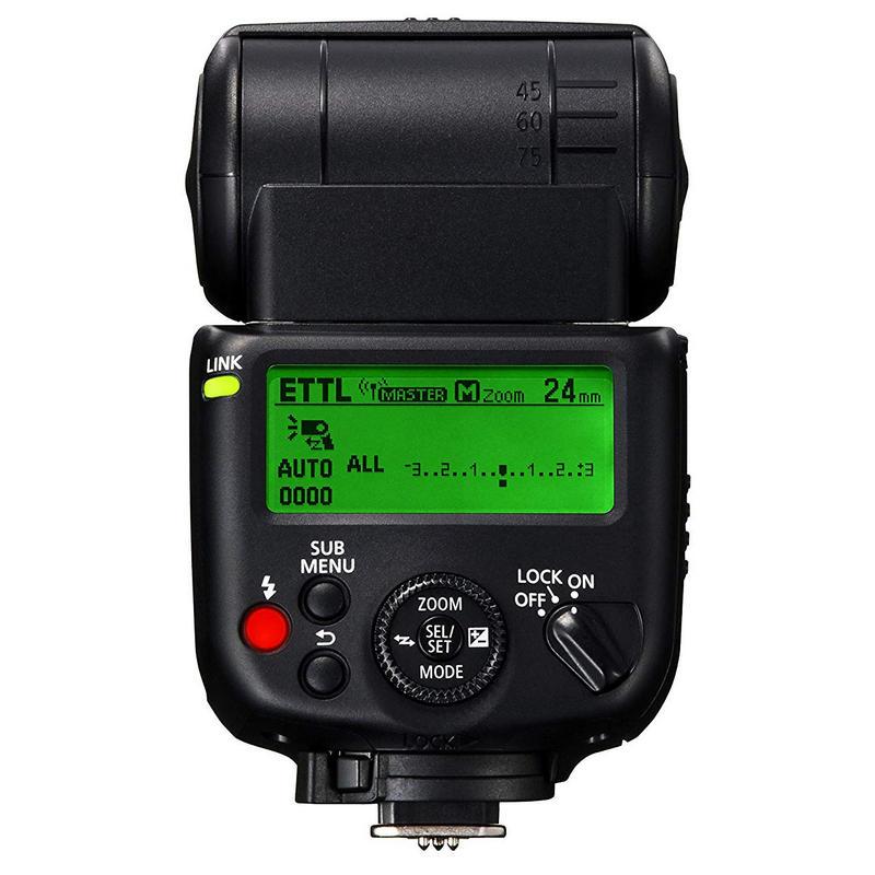 Original manual instrucciones para Canon 430 ex rayo