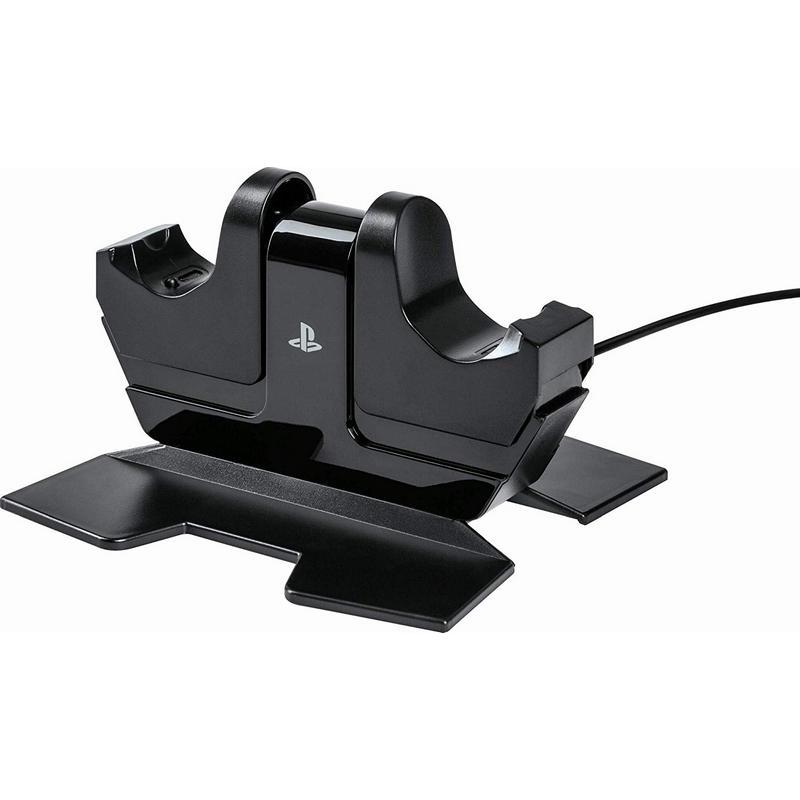 Power A Cargador Doble para DualShock PS4