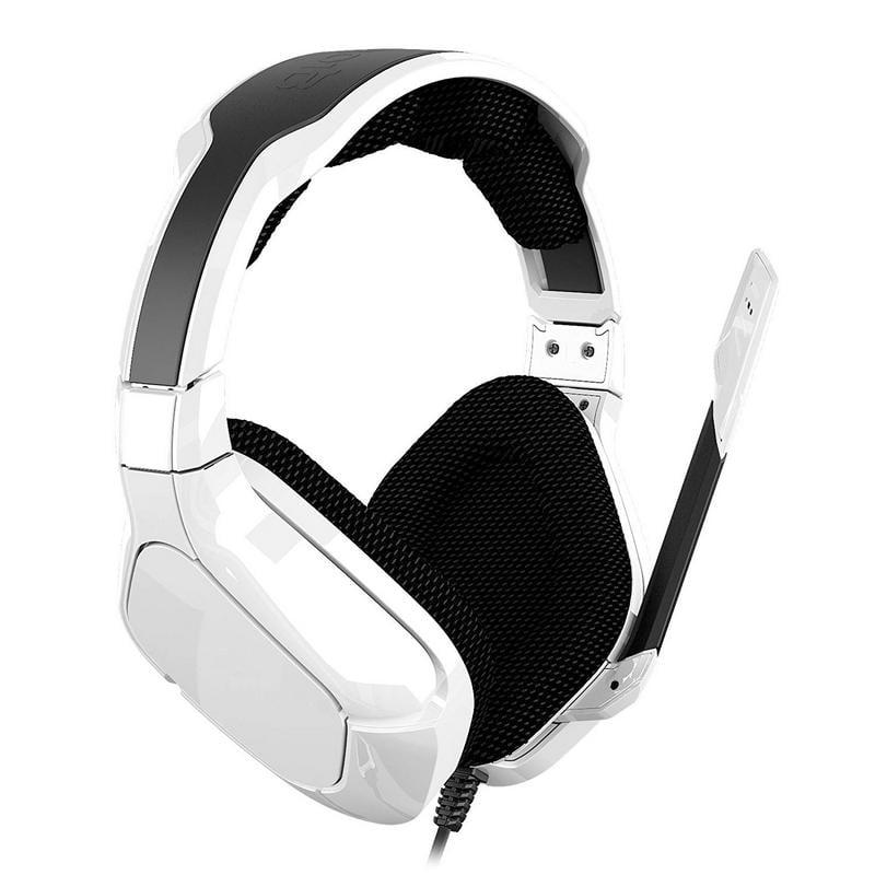 Gioteck SX6 Storm Auriculares Gaming Multiplataforma Blanco