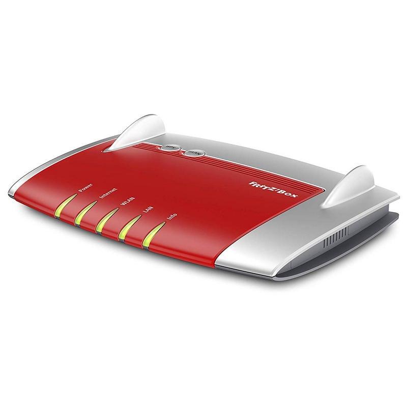 AVM Fritz! Box 4040 Router WiFi Doble Banda AC1300