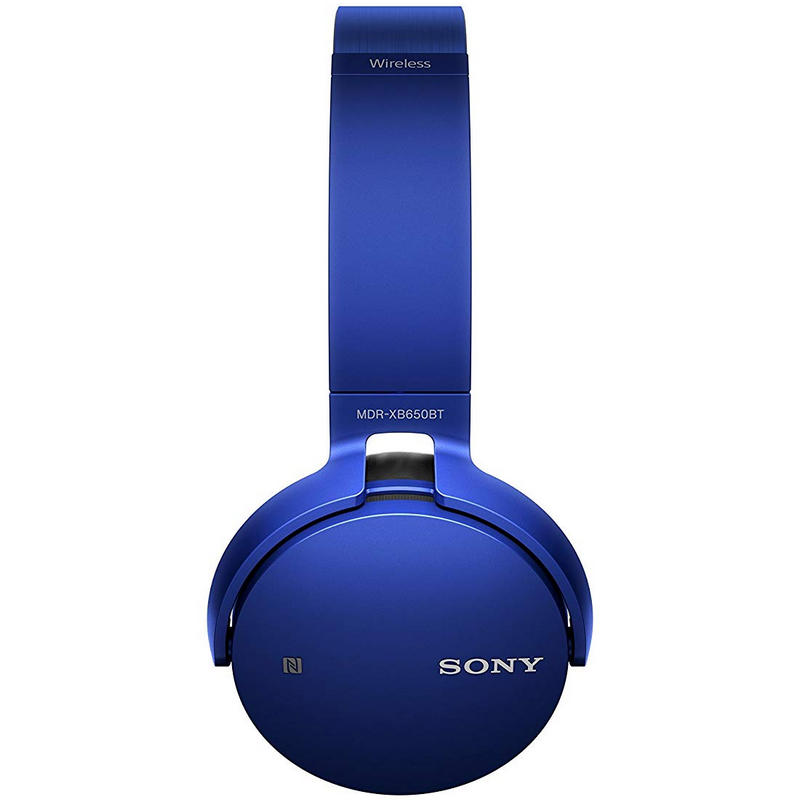 Sony MDRXB650BT Binaurale Diadema Azul Auriculares
