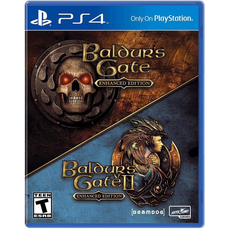 Baldurs Gate: Enhanced Edition Pack PS4