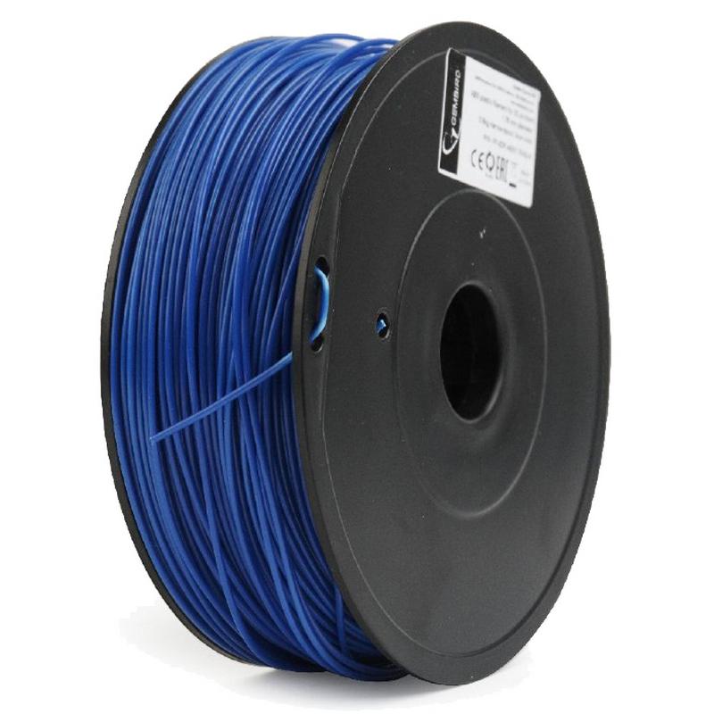 Gembird Bobina de Filamento ABS 1.75mm 0.6Kg Azul