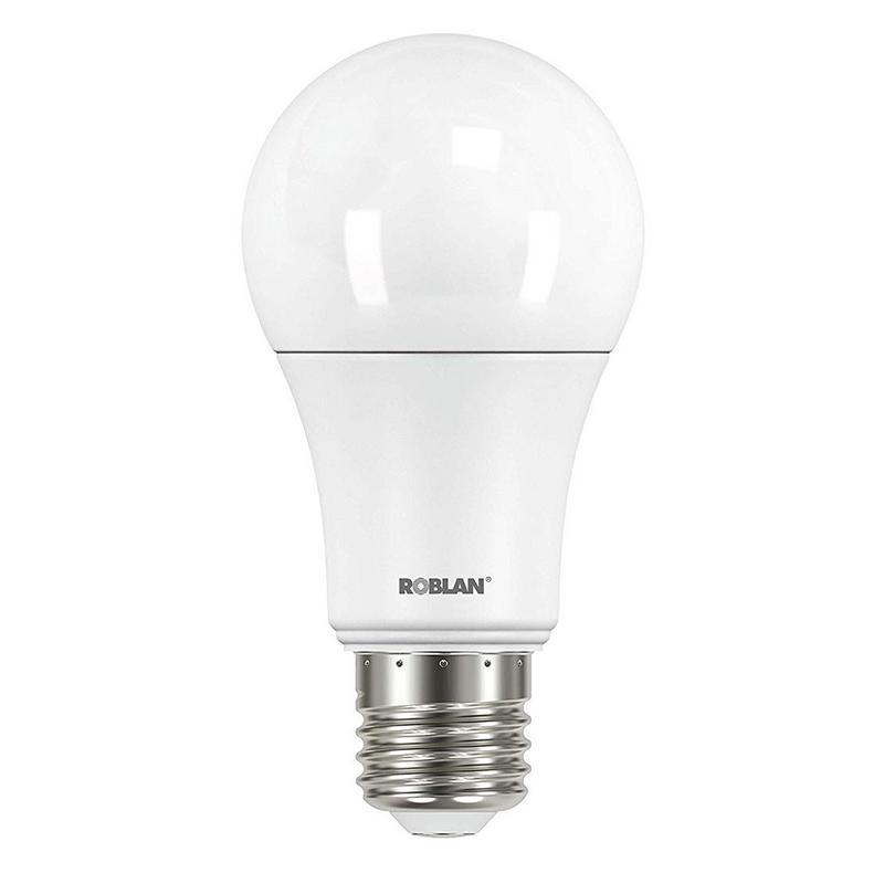Roblan Bombilla LED 10W E27 Blanco Cálido