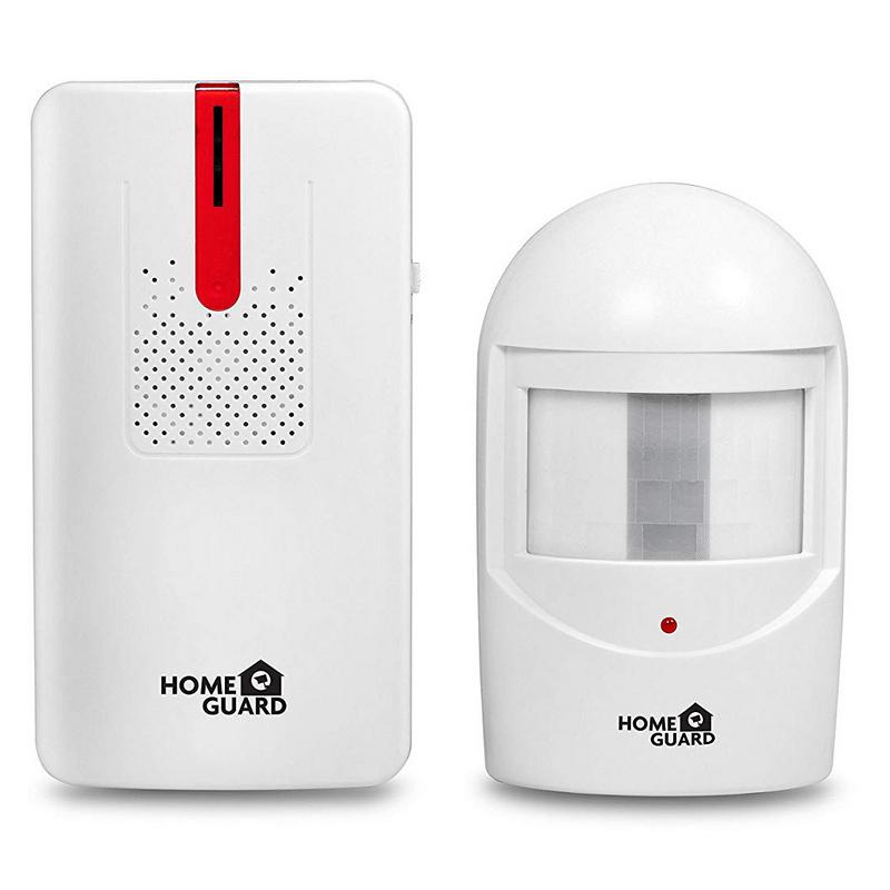 Homeguard HGWDA550 Sensor de Movimiento Infrarrojo