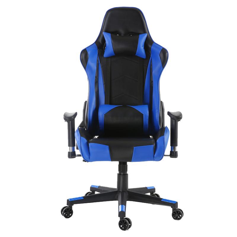 Oem F92 Silla Gaming Azul/Negra