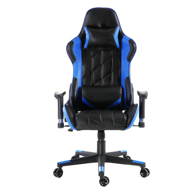 Oem F95 Silla Gaming Azul/Negra