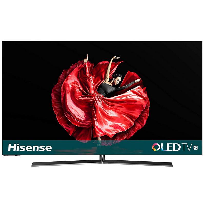 """Televisor Hisense H55O8B 55"""" OLED UltraHD 4K HDR"""