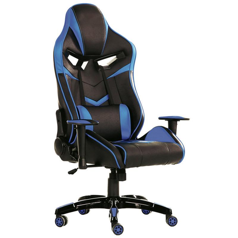Xtr-gaming XTR Tech Silla Gaming Negro/Azul