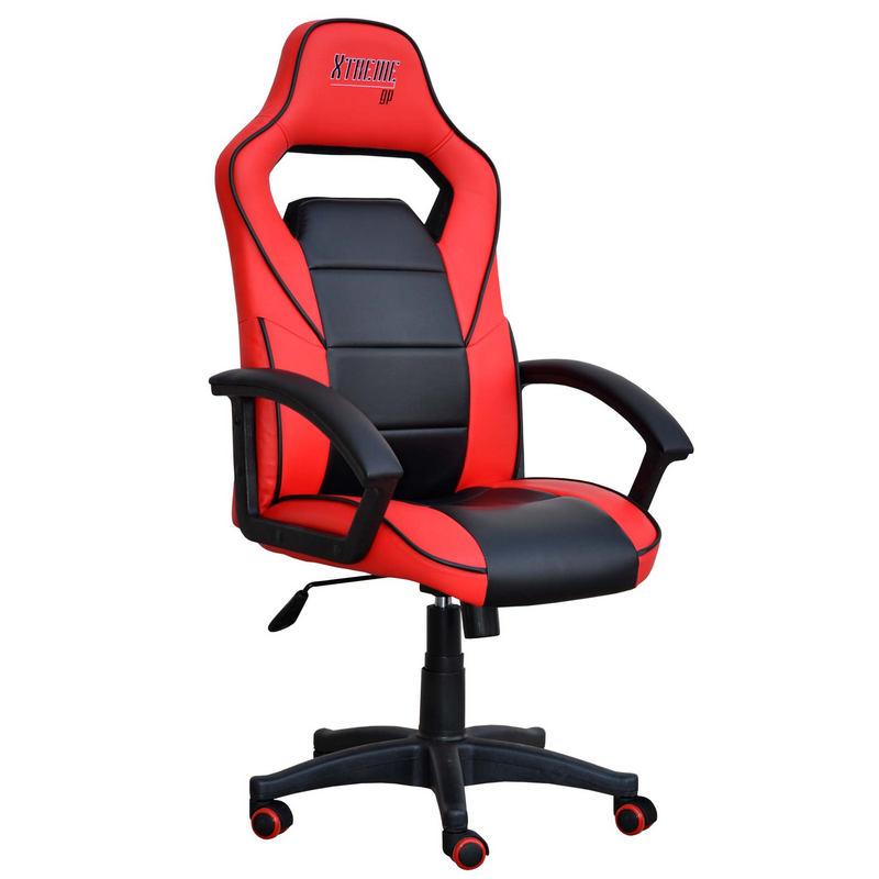 Xtr-gaming XTR Xtream Silla Gaming Negro/Rojo
