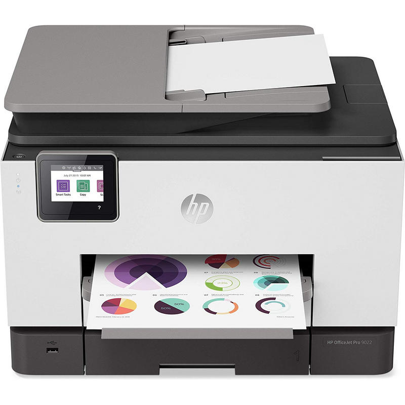 HP OfficeJet Pro 9022 Multifunción Color Wifi Dúplex