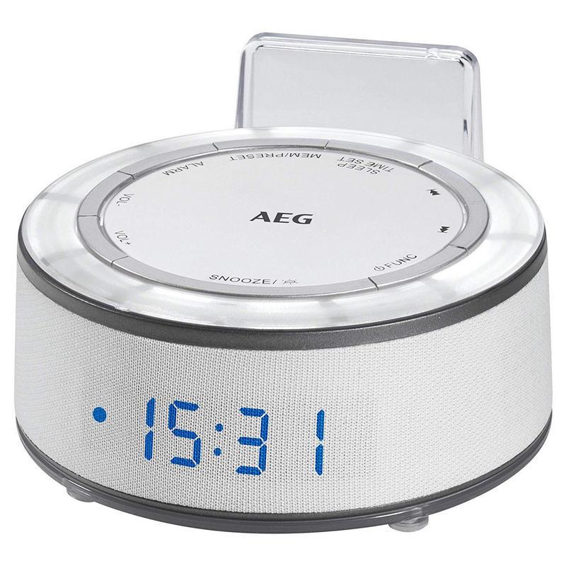 AEG MRC 4151 Radio Despertador  con