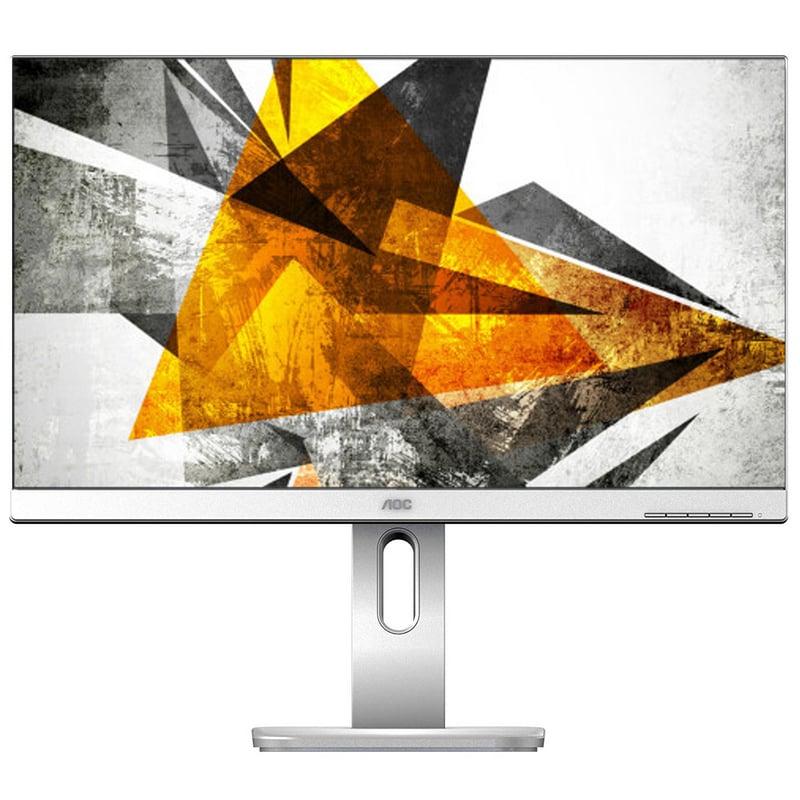 """Monitor AOC Pro-line X24P1/GR 24"""" LED IPS WUXGA Plata"""