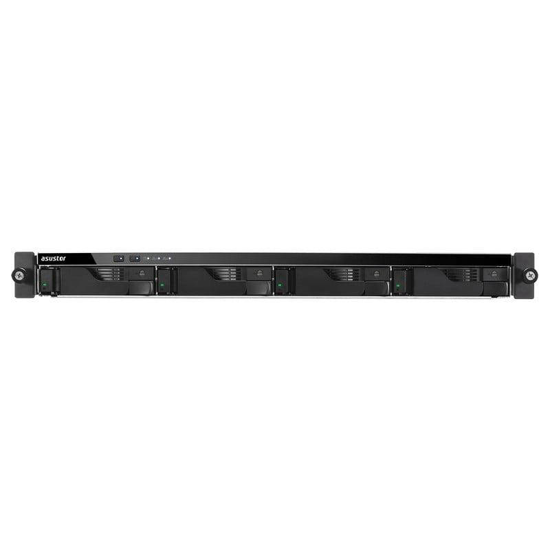Asustor AS6204RS Servidor de Almacenamiento Ethernet Bastidor 1U NAS