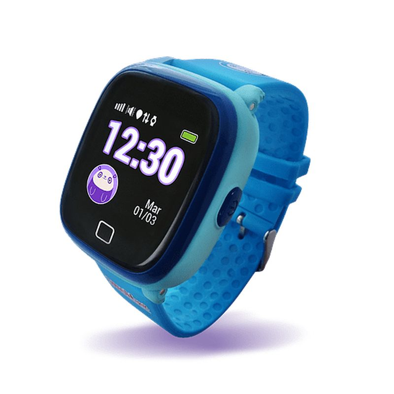 SoyMomo H2O Smartwatch Para Niños Azul