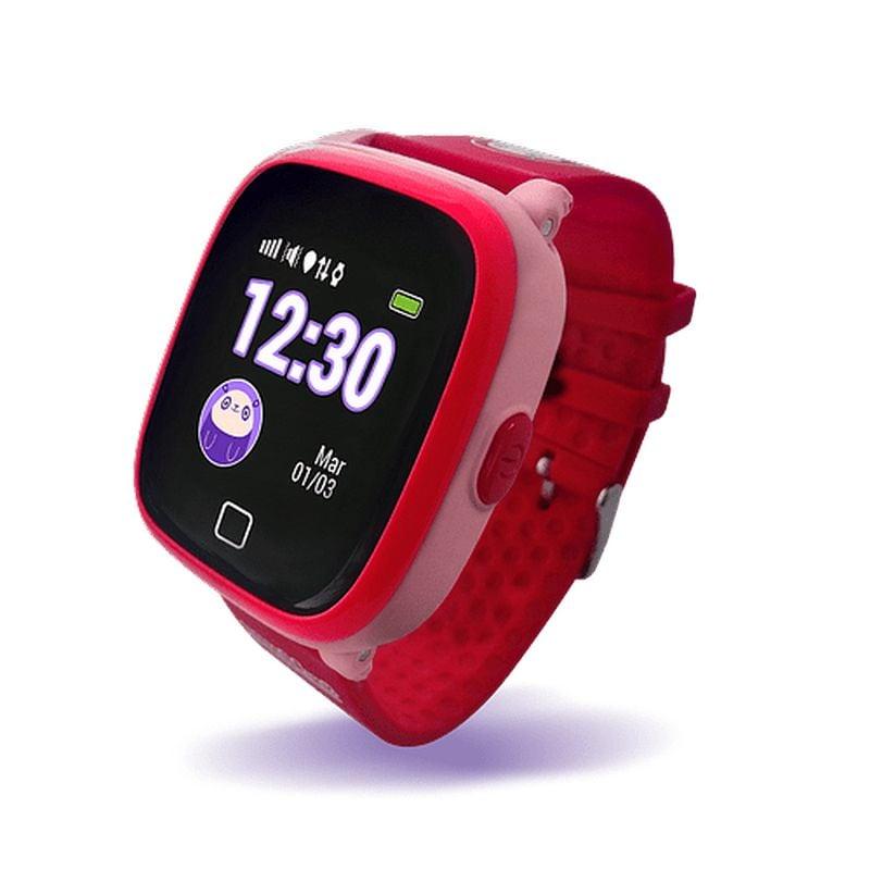 SoyMomo H2O Smartwatch Para Niños Rosa