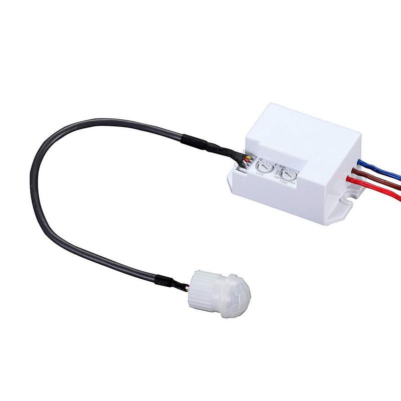 Garza 430043 Sensor de Movimiento Integrable