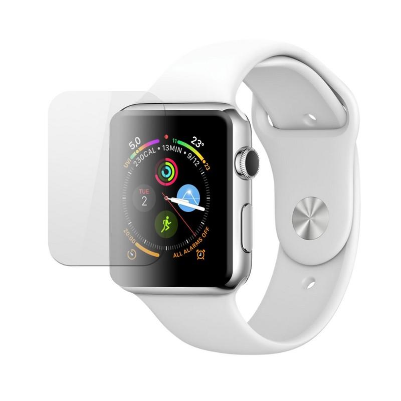 Unotec Protector Cristal Templado para Apple