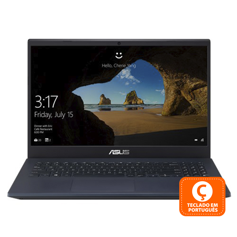 Asus X571 Intel Core i7-9750H/12GB/512GB SSD/GTX1650/15