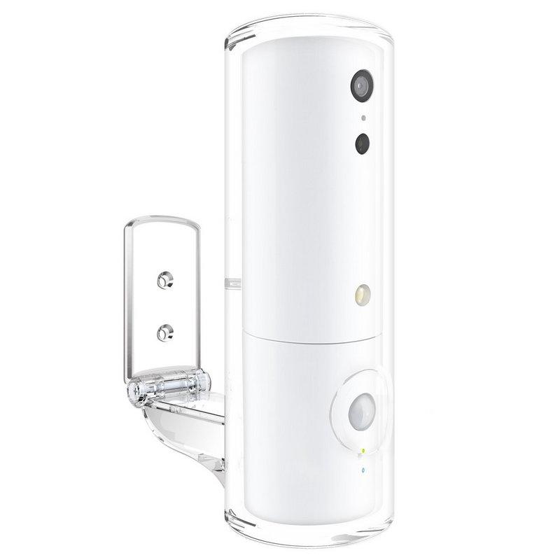 Amaryllo iSensor HD Multisensor Wifi con Cámara de Seguridad