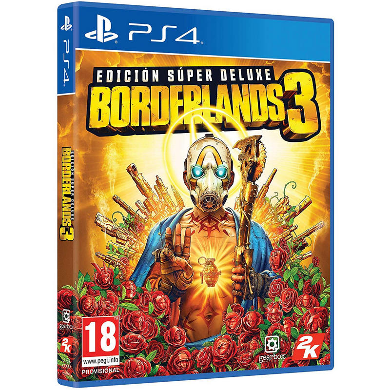 Borderlands 3 Super Deluxe PS4