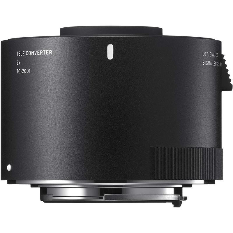 Sigma TC-2001 Teleconvertidor 2x Para Canon