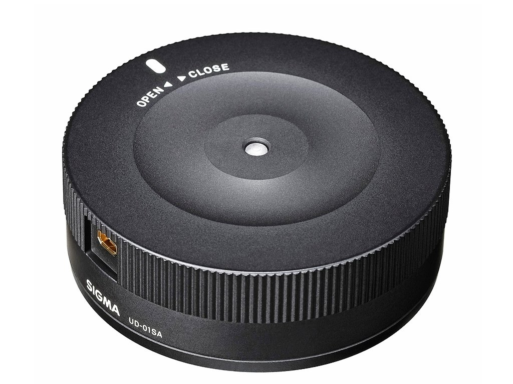 Sigma USB Dock Para Objetivos Sigma Con Montura Canon
