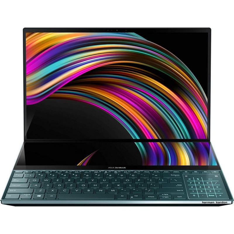 Asus Zenbook Pro Duo UX581GV-H2006T Intel