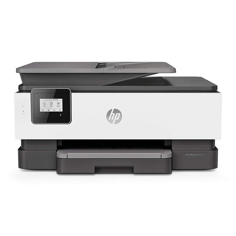 HP OfficeJet 8012 Multifunción Color WiFi