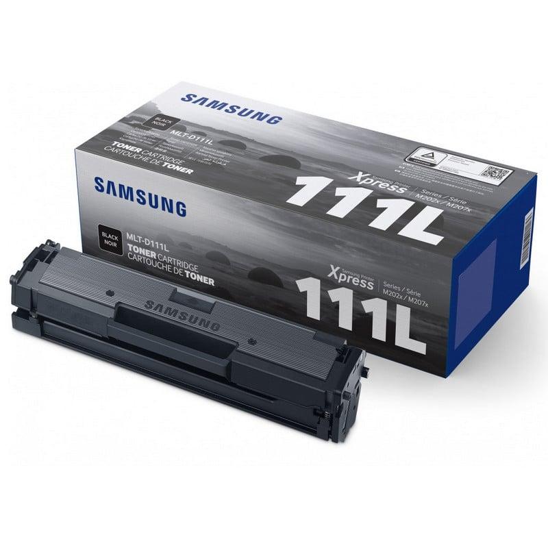 Samsung MLT-D111L Tóner Original Negro