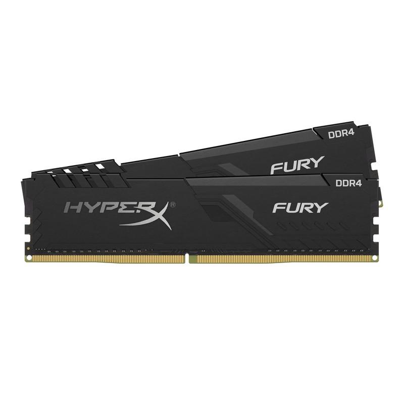 Kingston HyperX Fury Black 32GB DDR4 3466Mhz PC-27700 (2x16GB) CL16