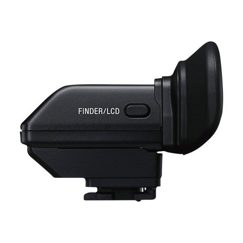 color negro Visor electr/ónico compatible con Cyber-Shot RX1 Sony FDAEV1MK