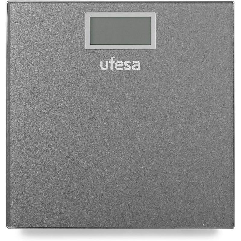 Ufesa BE0906 Báscula de Baño Gris