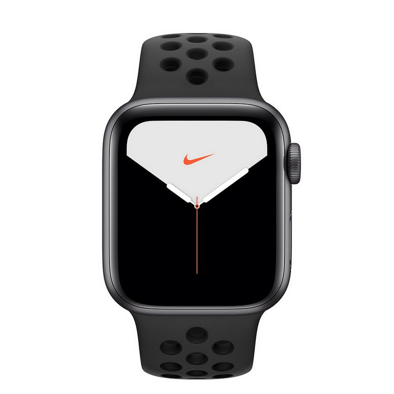 Apple Watch Series 5 Nike+ GPS 44mm Space Gray Anthracite/Black