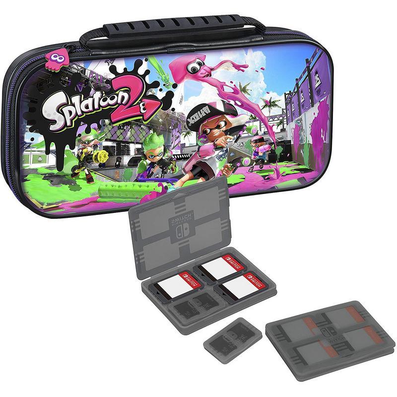 Ardistel Funda Splatoon 2 Para Nintendo Switch