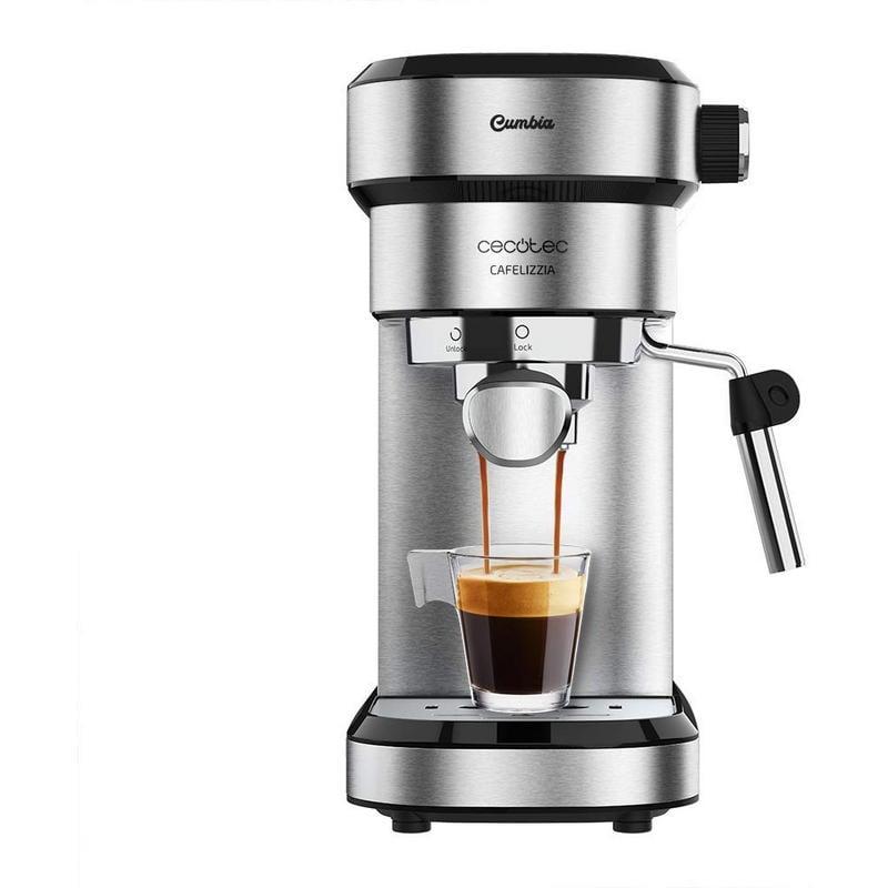 Cecotec Cafelizzia 790 Steel Cafetera Espresso