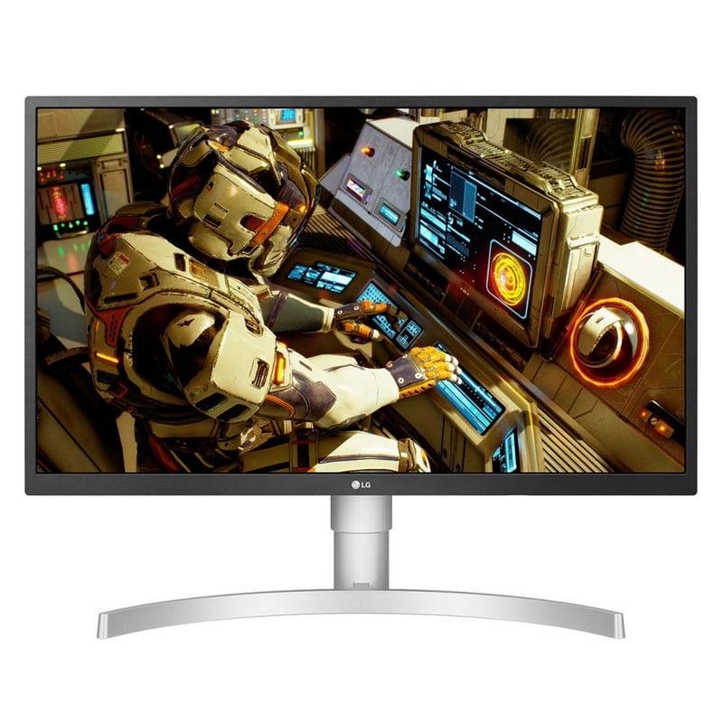 "Monitor LG 27UL550-W 27"" LED IPS UltraHD 4K FreeSync"