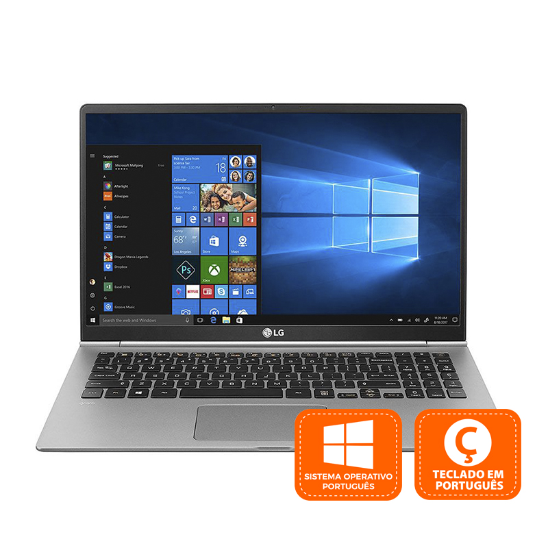 LG Gram 15Z990-G.AA75P Intel Core