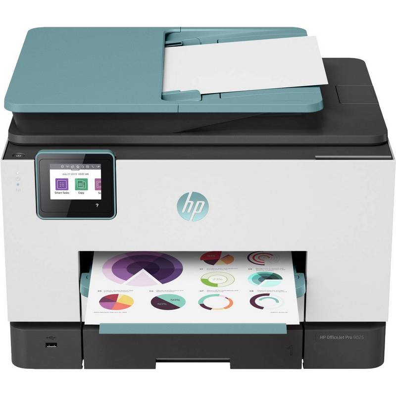 HP OfficeJet Pro 9025 Multifunción Color WiFi
