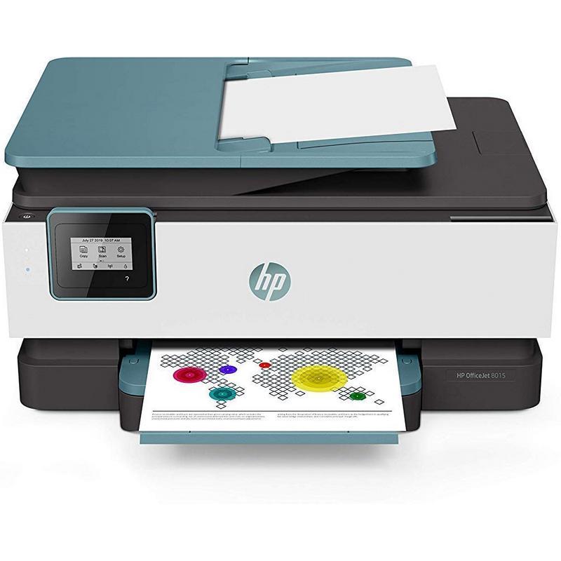 HP OfficeJet 8015 Multifunción Color WiFi