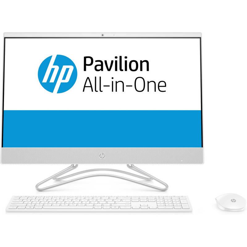HP All-in-One 24-F0072NS Intel Core i5-9400T/8GB/512GB