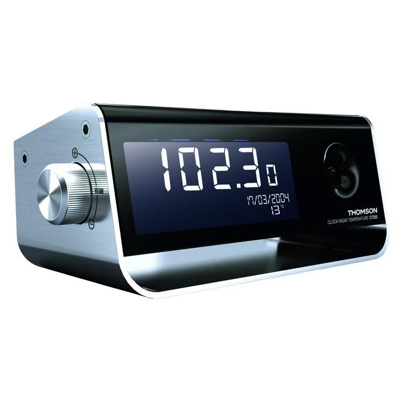 Thomson CT350 Radio Despertador FM