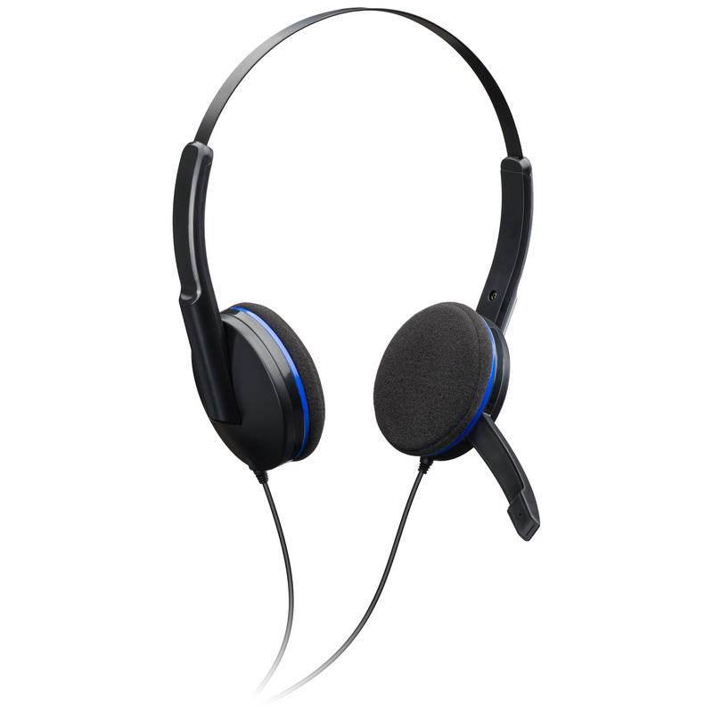 Bigben Auriculares PS4 con Control de Volumen/Micrófono